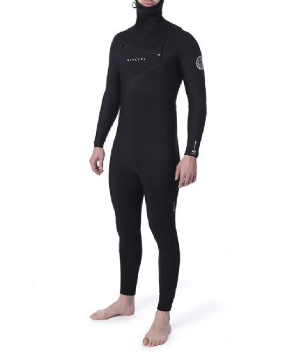 Rip Curl Dawn Patrol Hooded Chest Zip Wetsuit - Winter 19/20